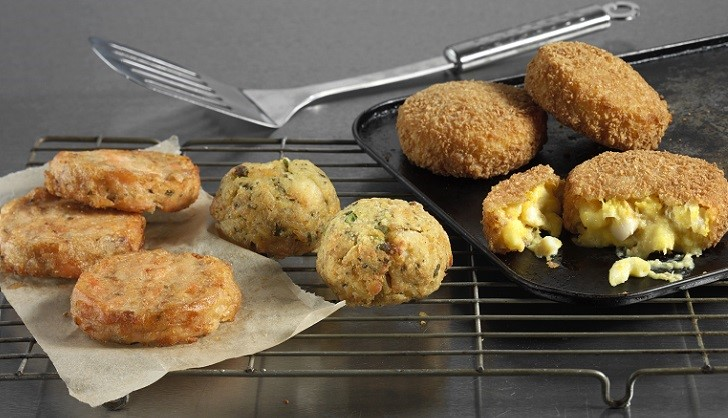 A British Icon: The Fishcake