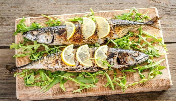 Baking Whole Fish