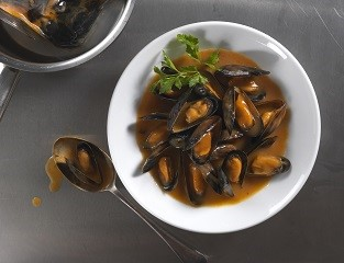 MSC Scottish Mussels in Bisque Sauce