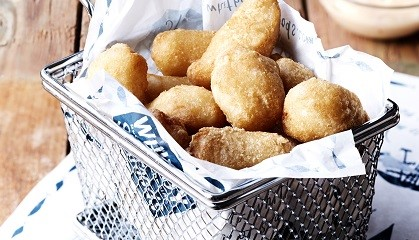 Whitby Battered Wholetail Scampi