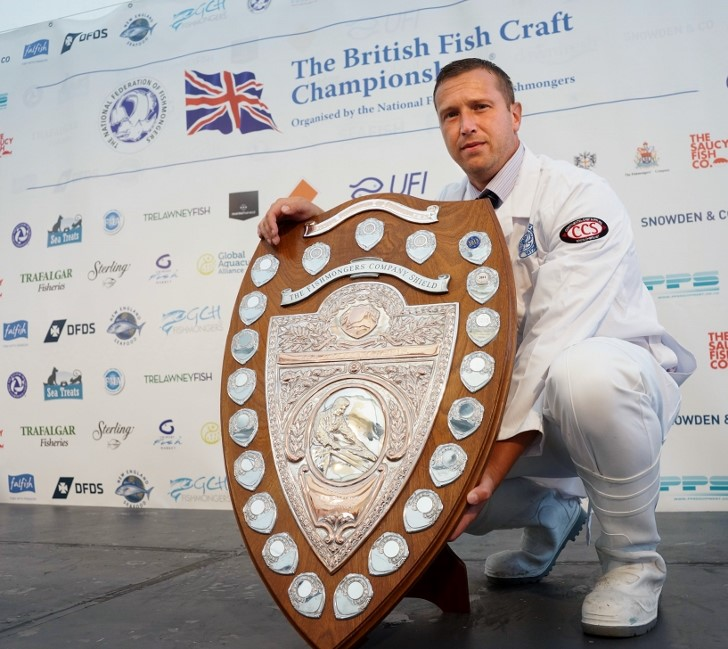 Meet our champion fishmonger